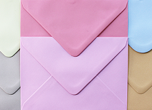 Pale Envelopes