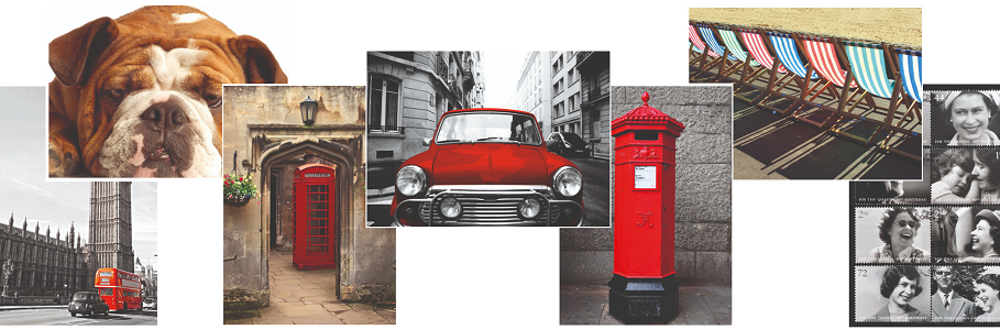 Best of British Postcards