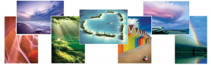 Wonderful World Postcards